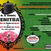 LOĎ: plakát Žentiba, podzim 2015