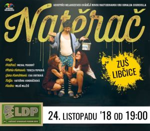 LDP 2018: Ochotníci Nelahozeves - Natěrač @ sál ZUŠ Libčice